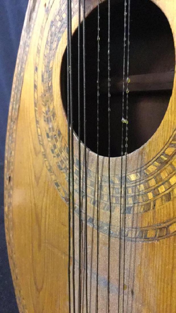 Vintage Wooden Ukulele/Mandolin - 5