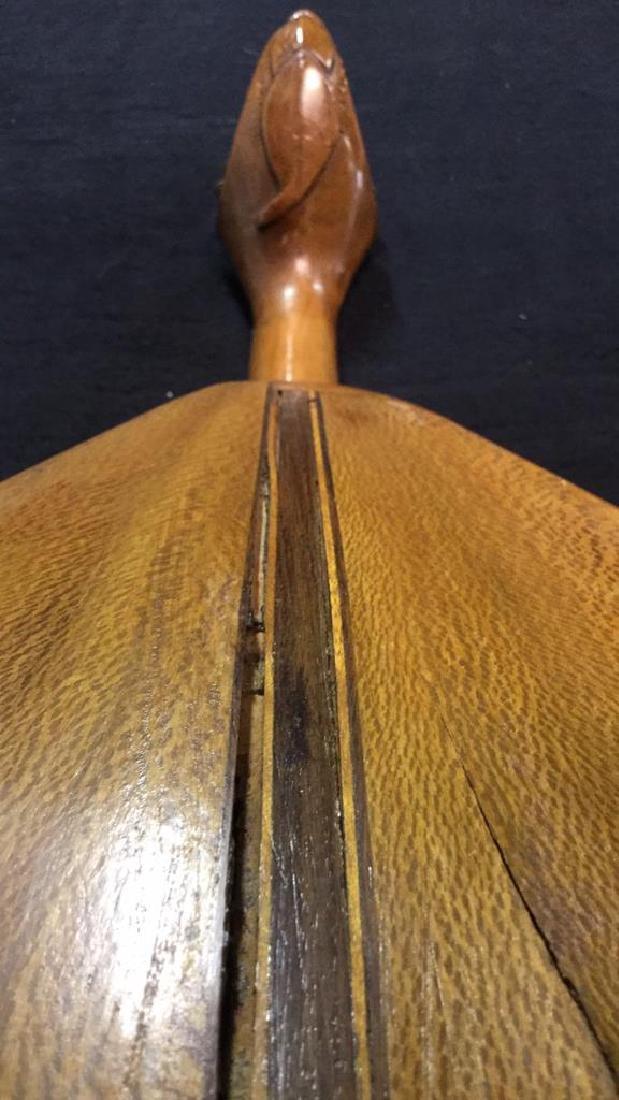Vintage Wooden Ukulele/Mandolin - 9