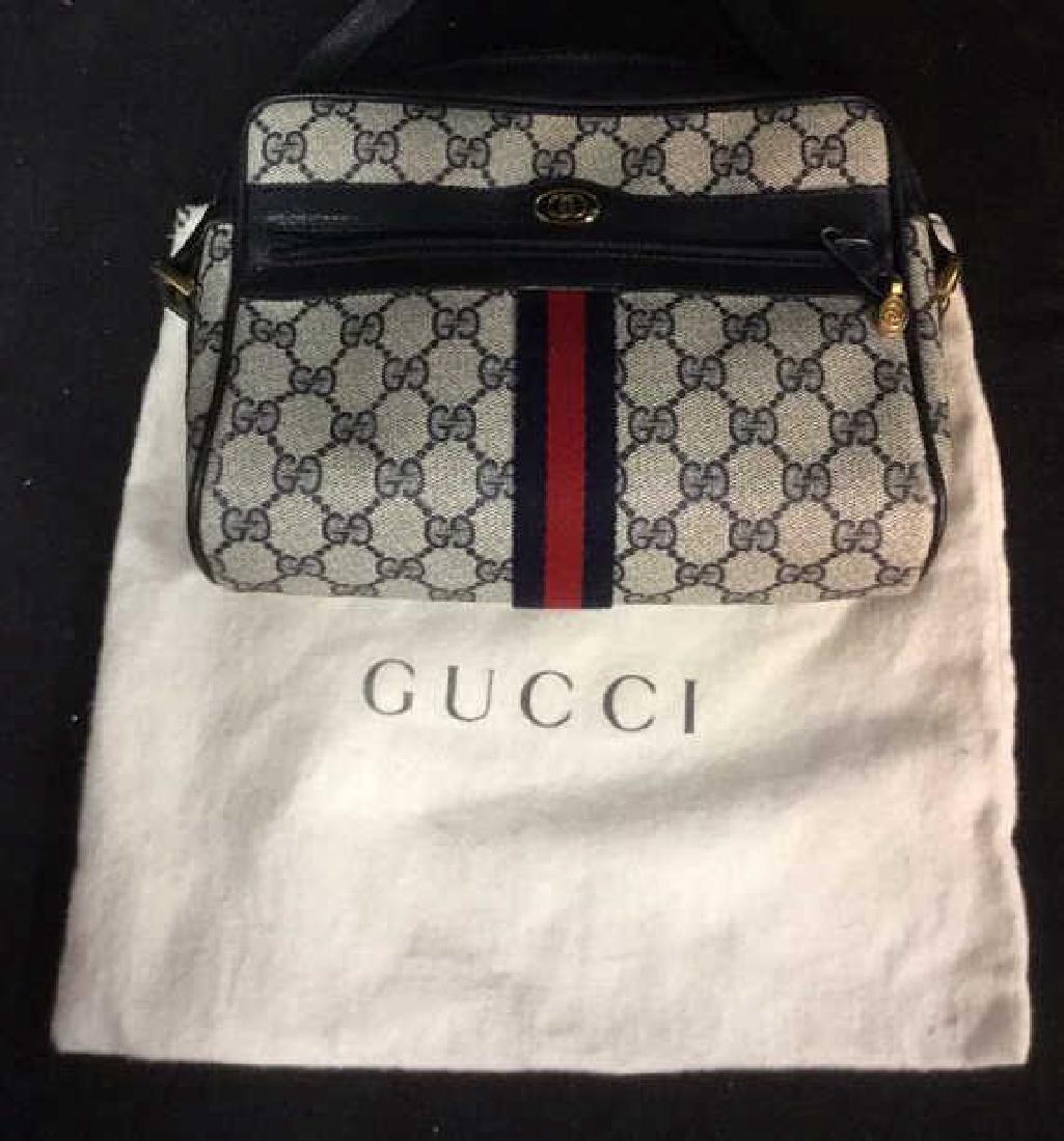GUCCI Shoulder Bag W Front Pocket - 2