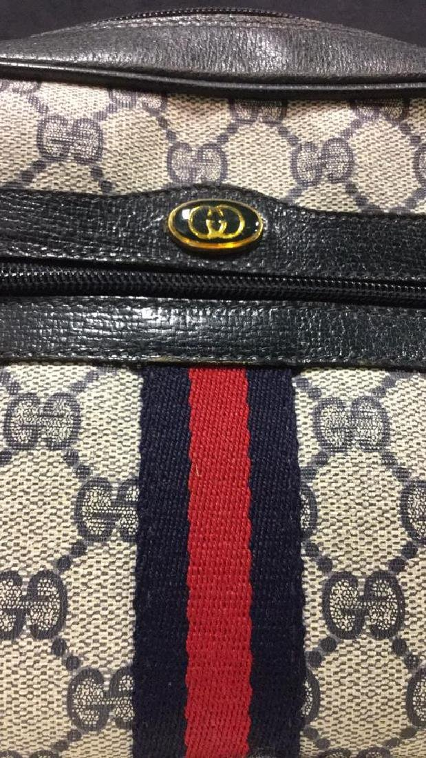 GUCCI Shoulder Bag W Front Pocket - 3