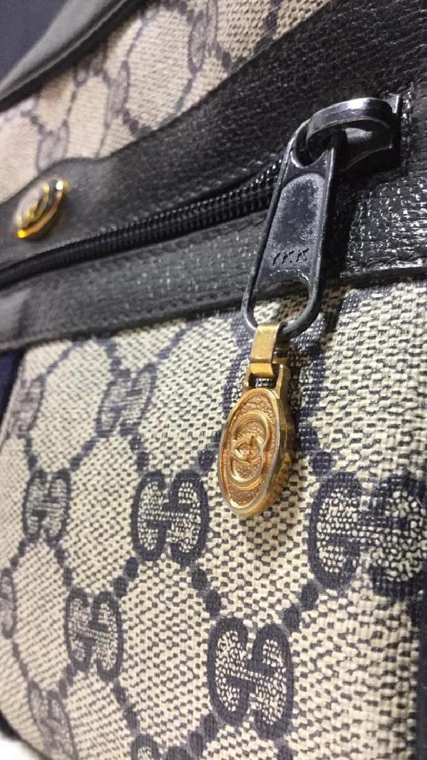 GUCCI Shoulder Bag W Front Pocket - 4
