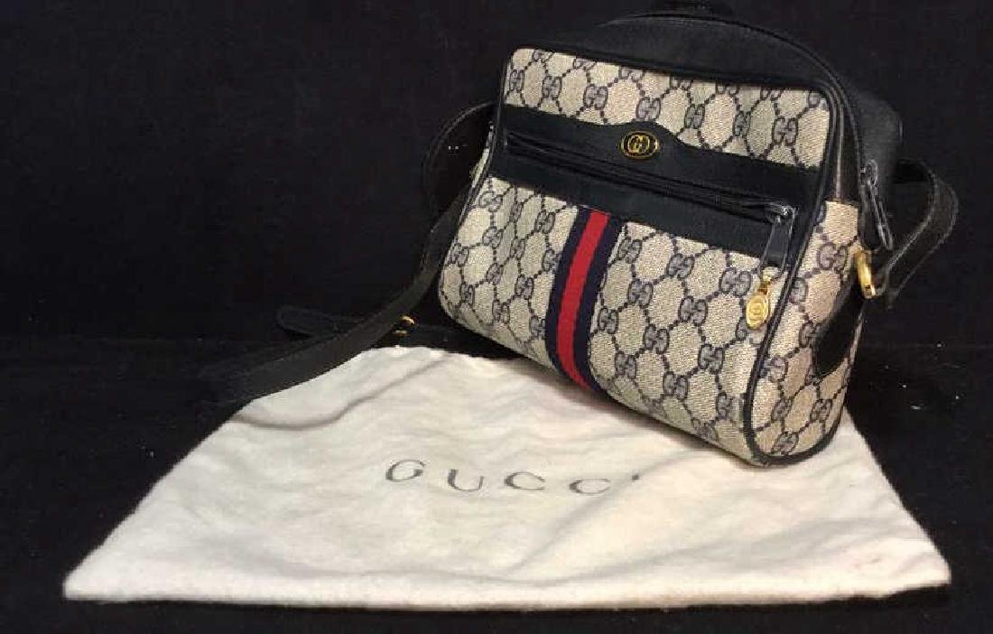 GUCCI Shoulder Bag W Front Pocket - 7