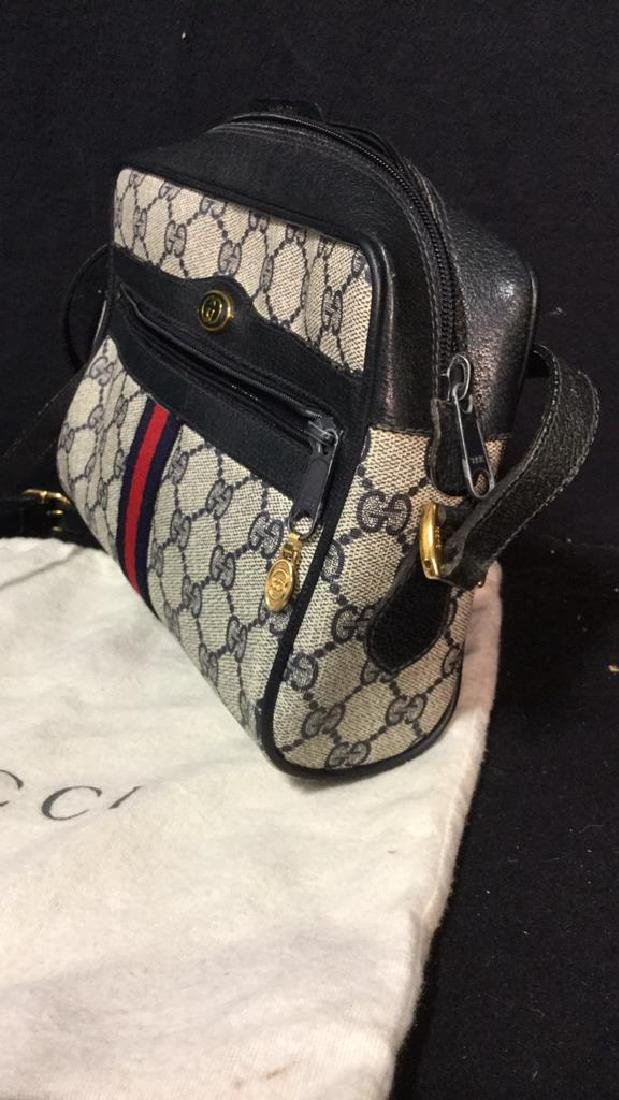 GUCCI Shoulder Bag W Front Pocket - 8