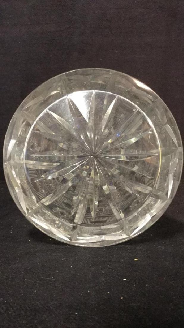 Crystal Cut Pitcher - 8