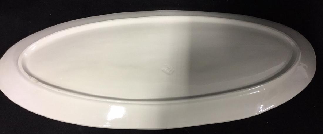 Ceramic Fish Platter - 4