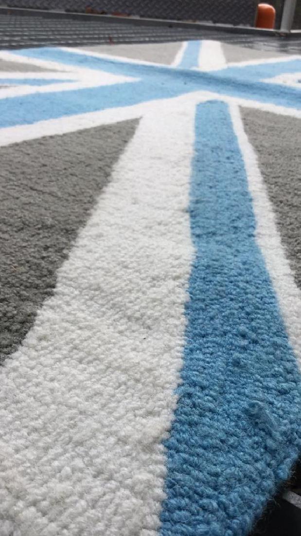 United Kingdom Flag Carpet - 5