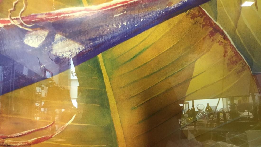 Framed Artwork Coconut Grove Arts Festival - 4