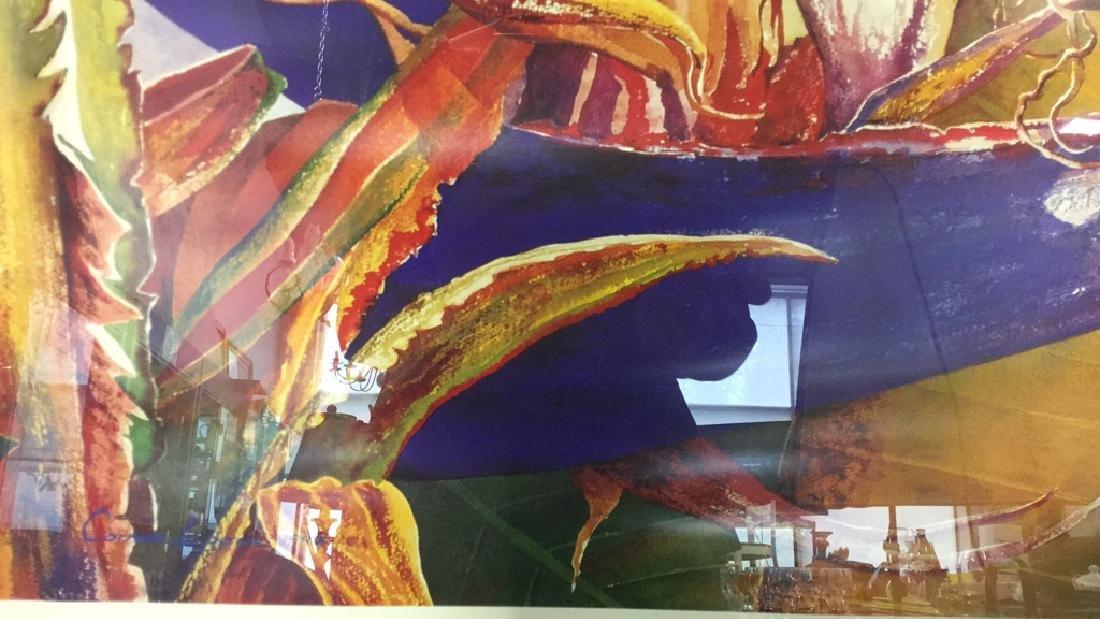 Framed Artwork Coconut Grove Arts Festival - 5