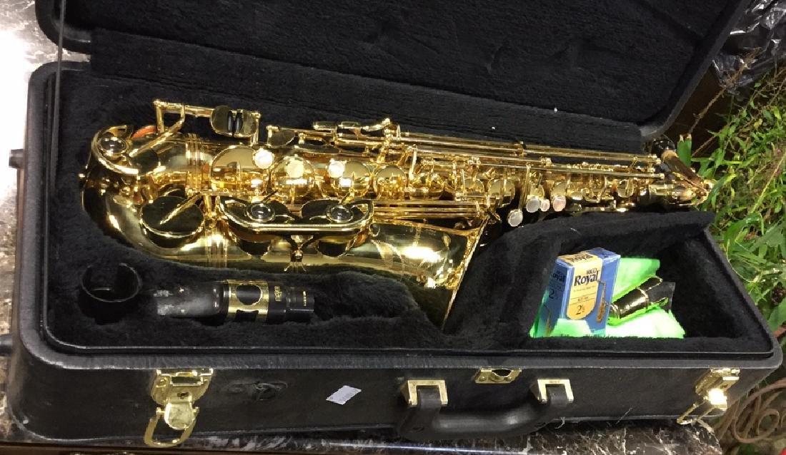 Yanagisawa 901Alto Saxophone W Case