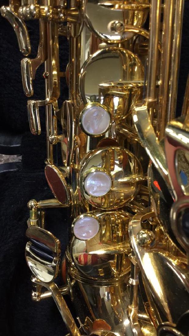 Yanagisawa 901Alto Saxophone W Case - 4