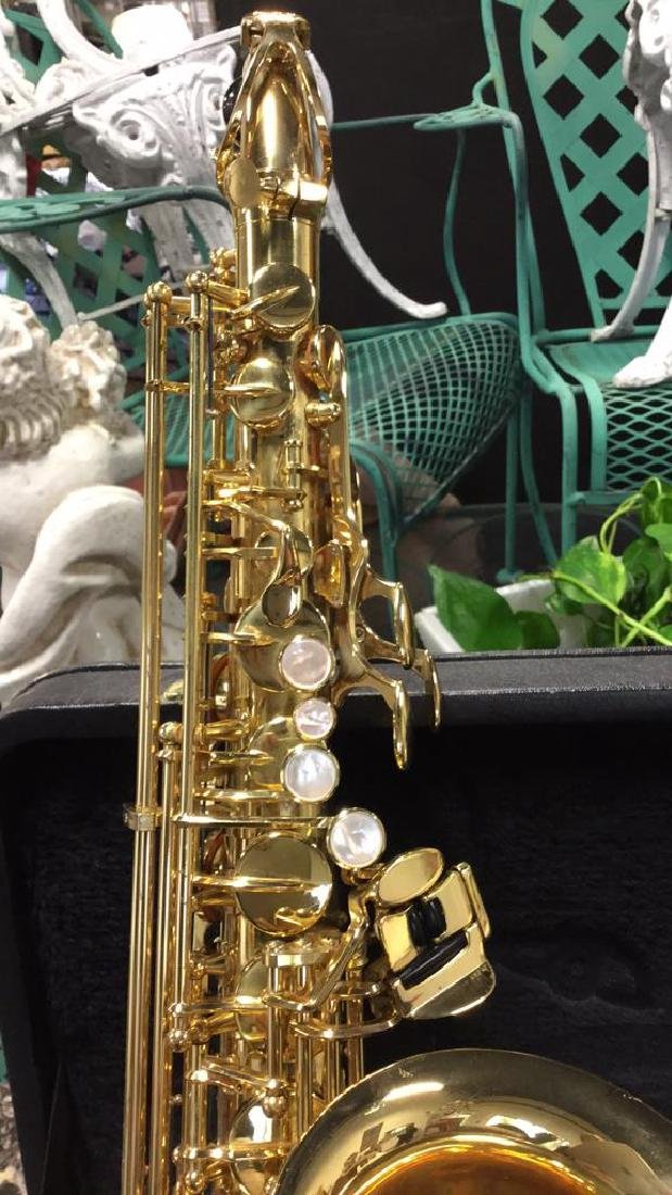Yanagisawa 901Alto Saxophone W Case - 5