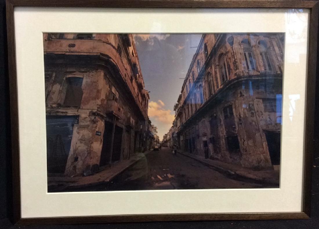 Impoverished City Street Photograph - 2