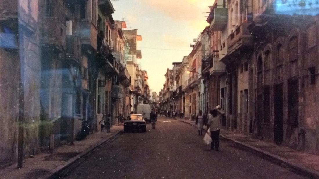 Impoverished City Street Photograph - 3