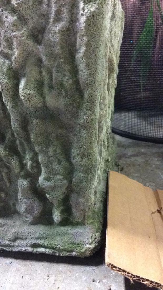 Stone Cement Vintage Planter - 6