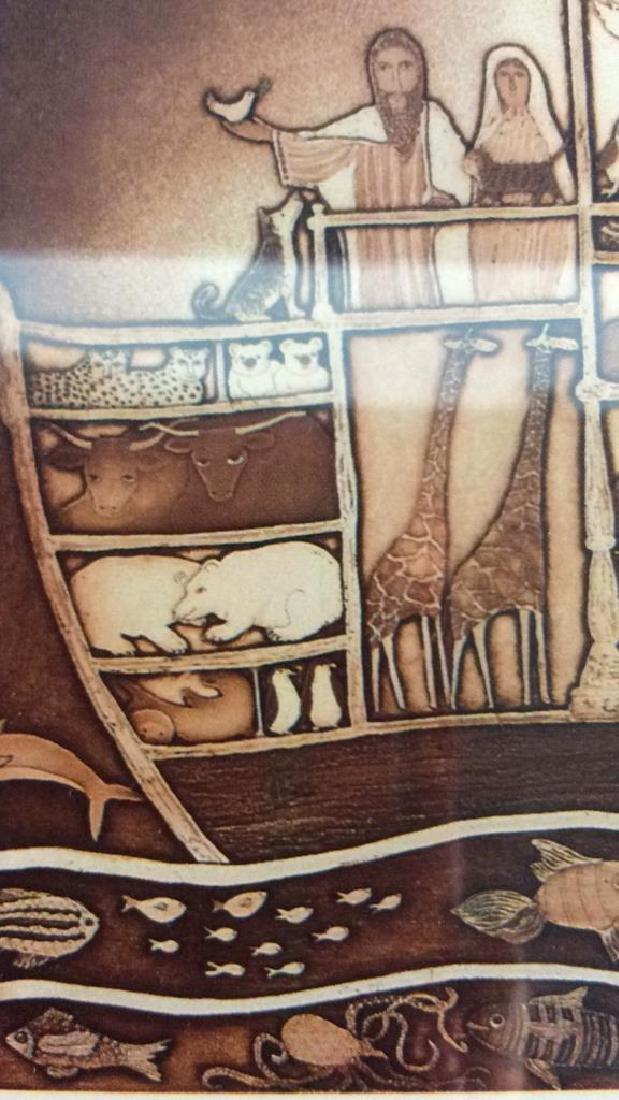Art Print of Barbara Garrison Etching - 5