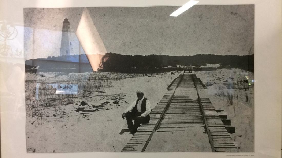 """Art Poster """"America's Lighthouses"""" - 2"""