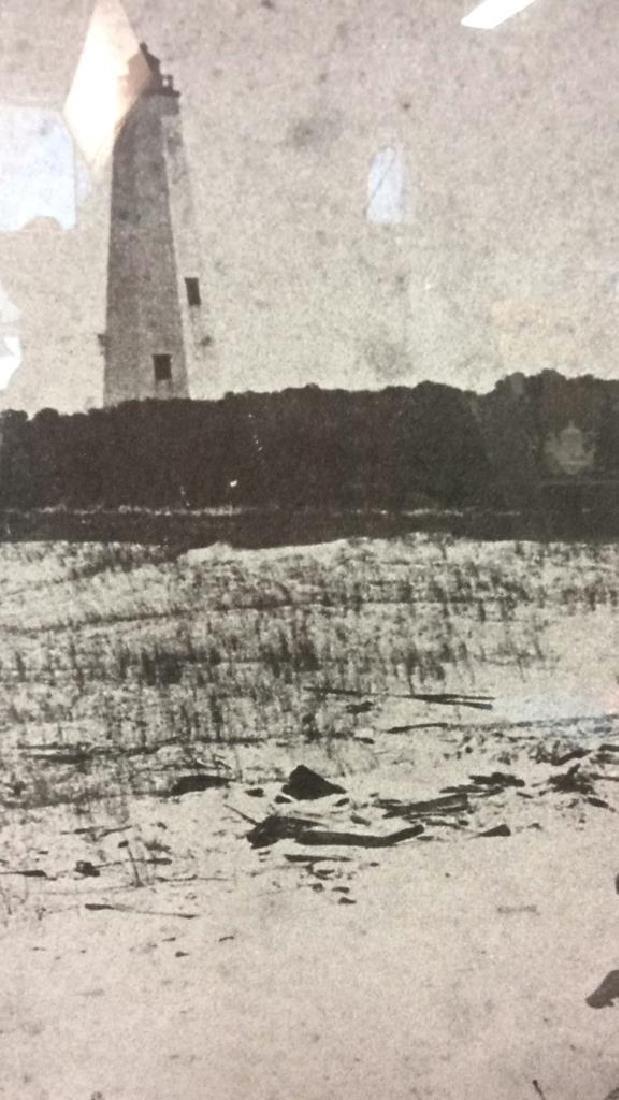"""Art Poster """"America's Lighthouses"""" - 7"""
