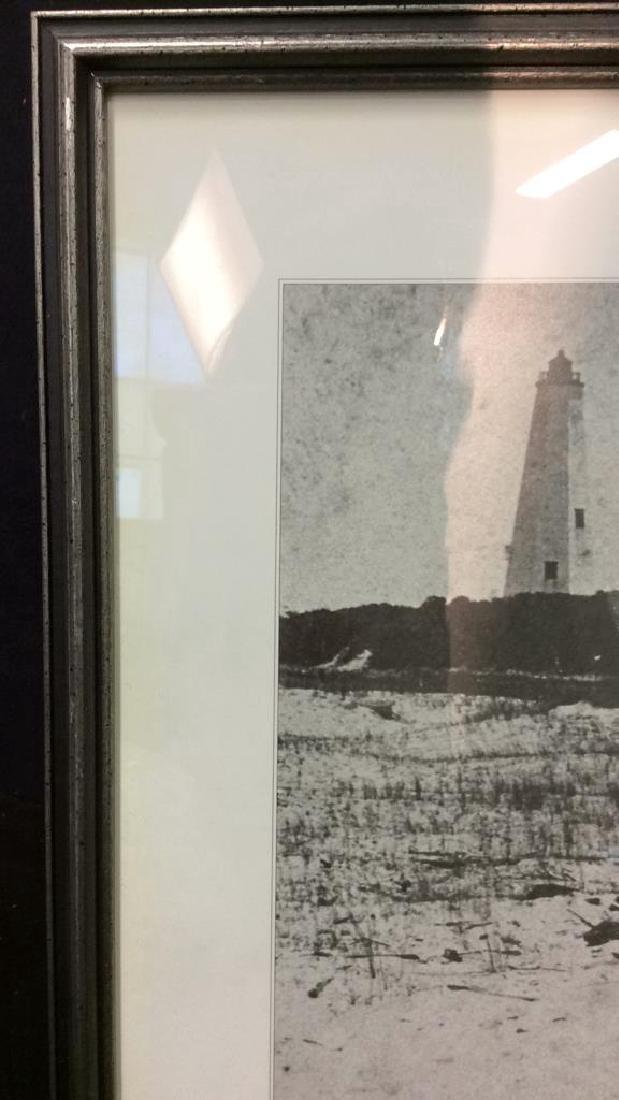 """Art Poster """"America's Lighthouses"""" - 8"""