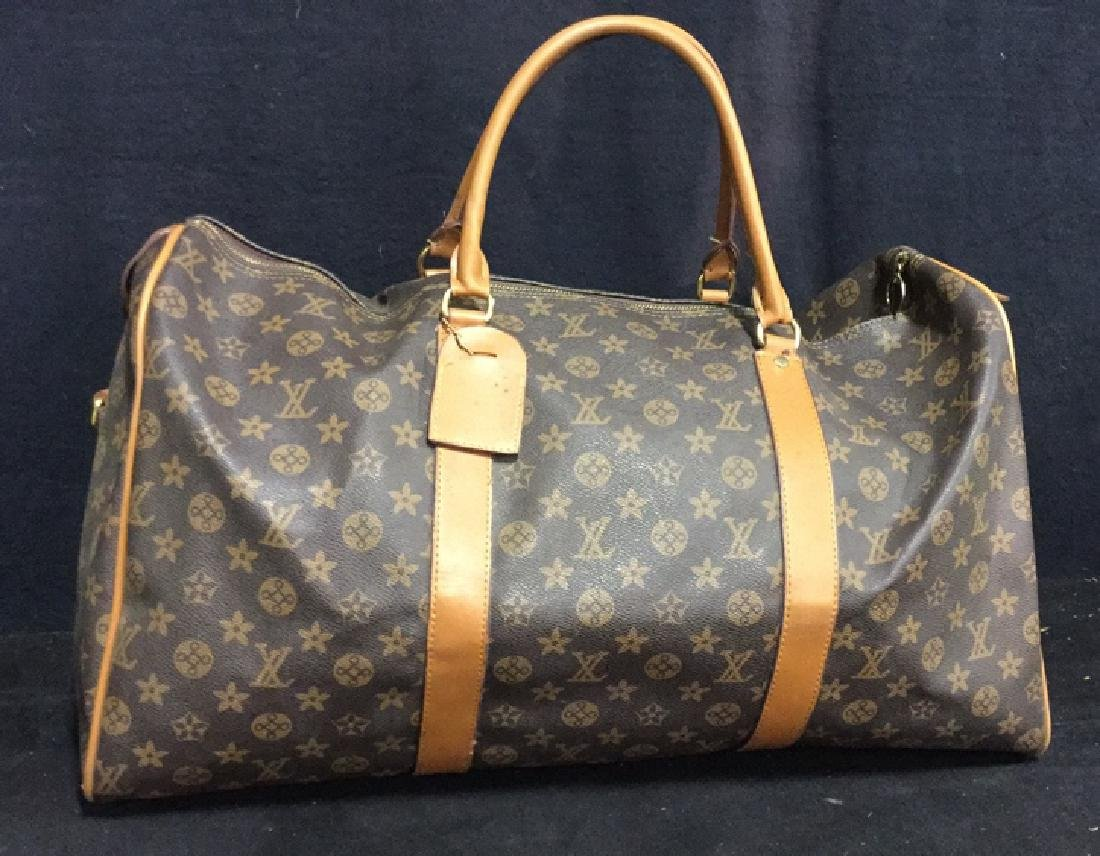 LOUIS VUITTON Duffel Bag Satchel Valise