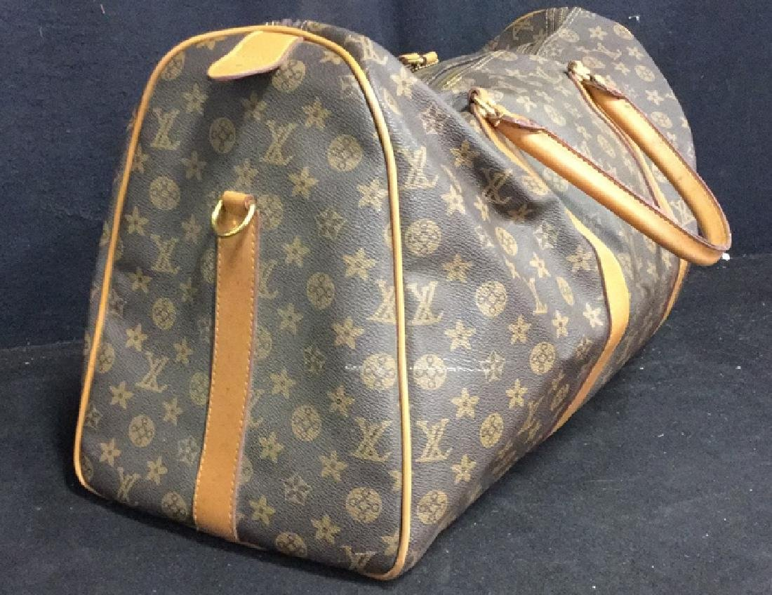 LOUIS VUITTON Duffel Bag Satchel Valise - 3