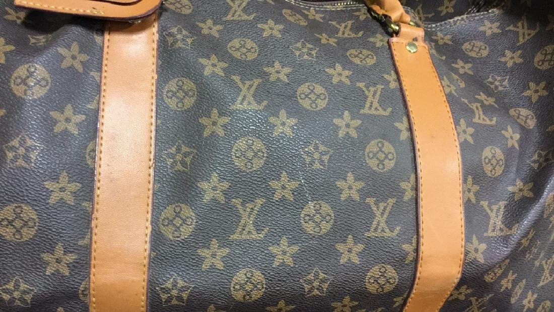 LOUIS VUITTON Duffel Bag Satchel Valise - 5