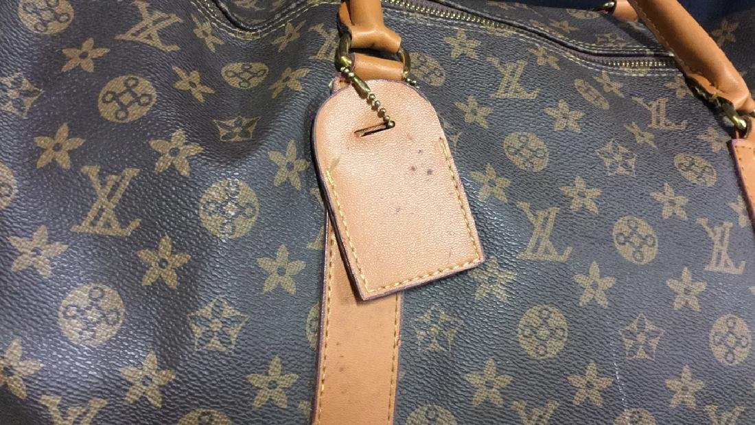 LOUIS VUITTON Duffel Bag Satchel Valise - 6
