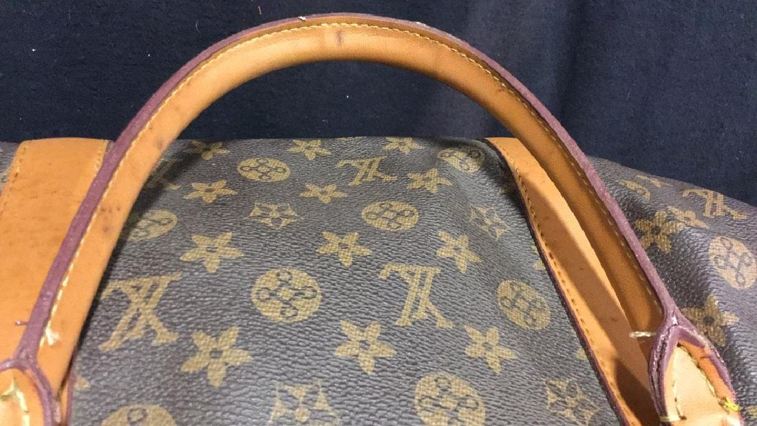 LOUIS VUITTON Duffel Bag Satchel Valise - 7