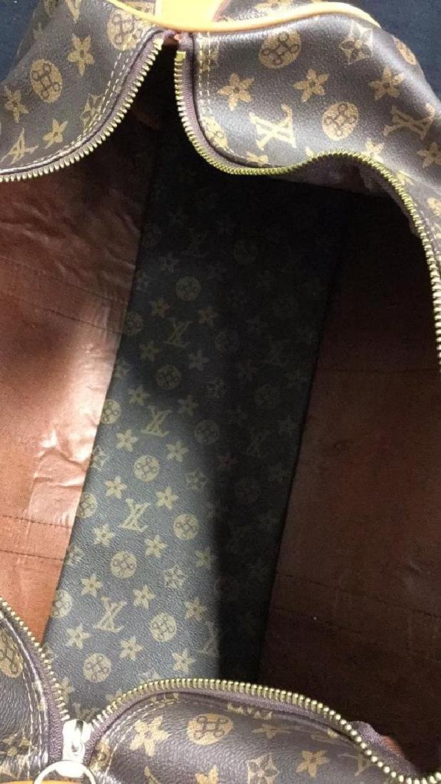 LOUIS VUITTON Duffel Bag Satchel Valise - 8