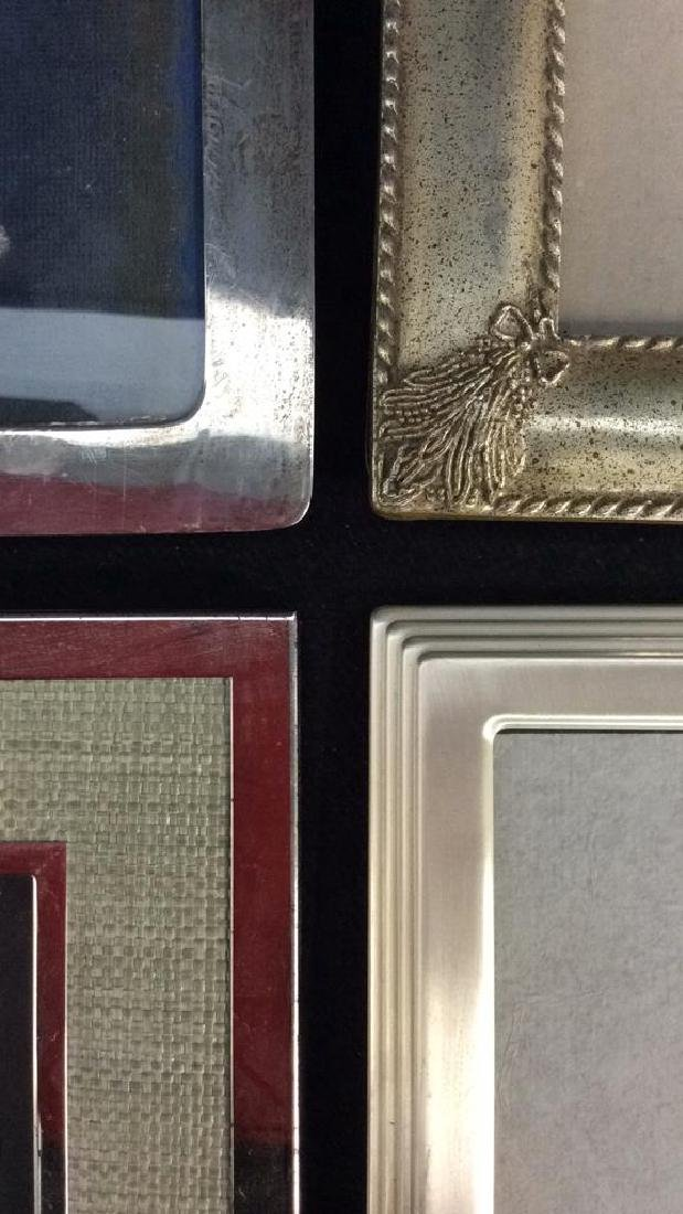 Group Lot Assorted Picture Frames - 4