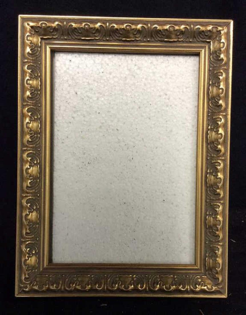Group Lot Assorted Picture Frames - 9