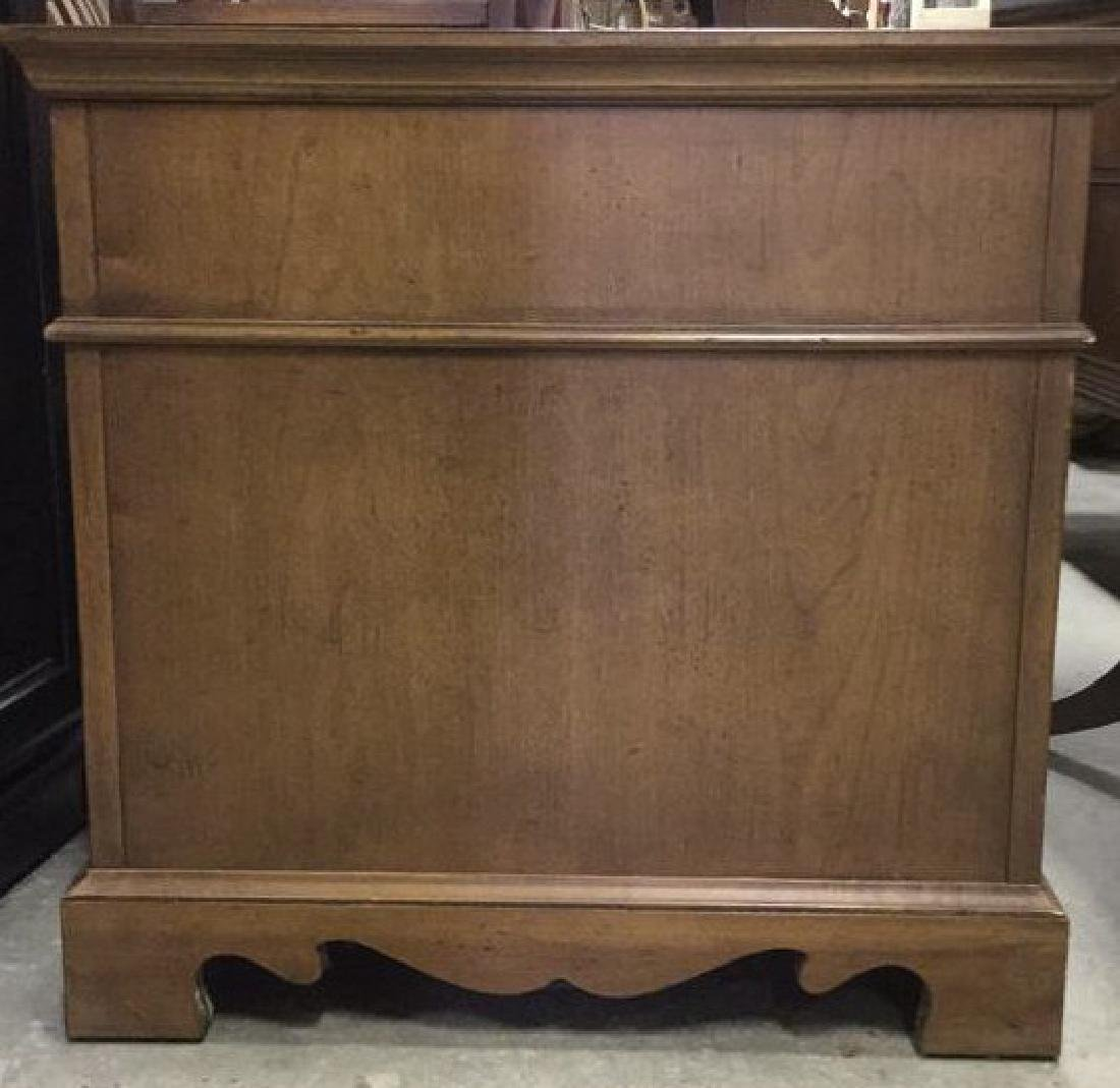 DREXEL Wooden Nightstand Chest Table - 5