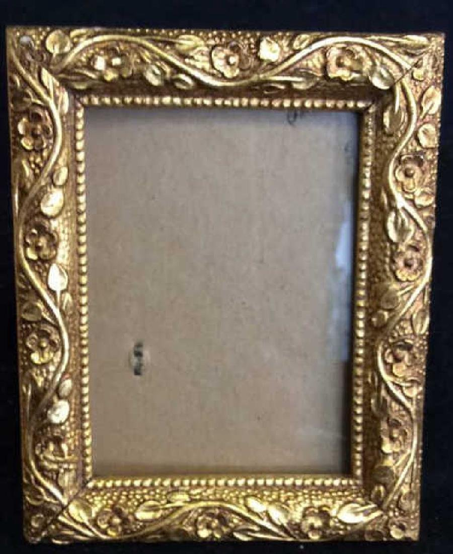 Group Lot Assorted Picture Frames - 3