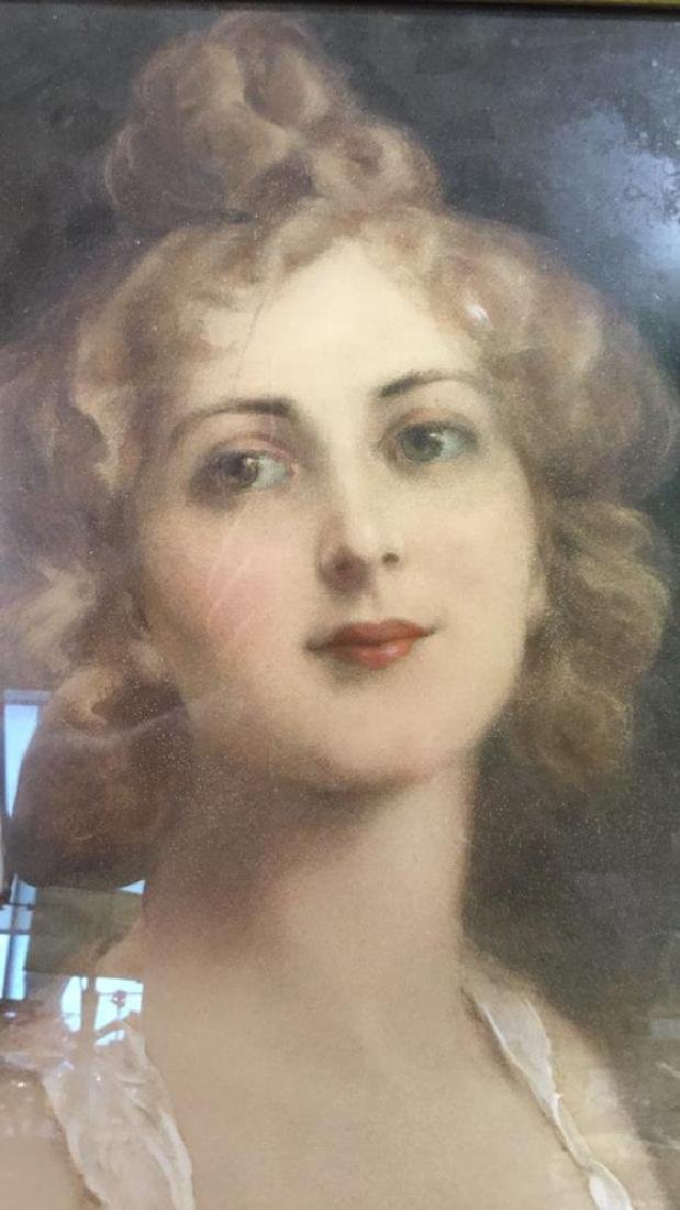 Professionally Framed Portrait Print - 5