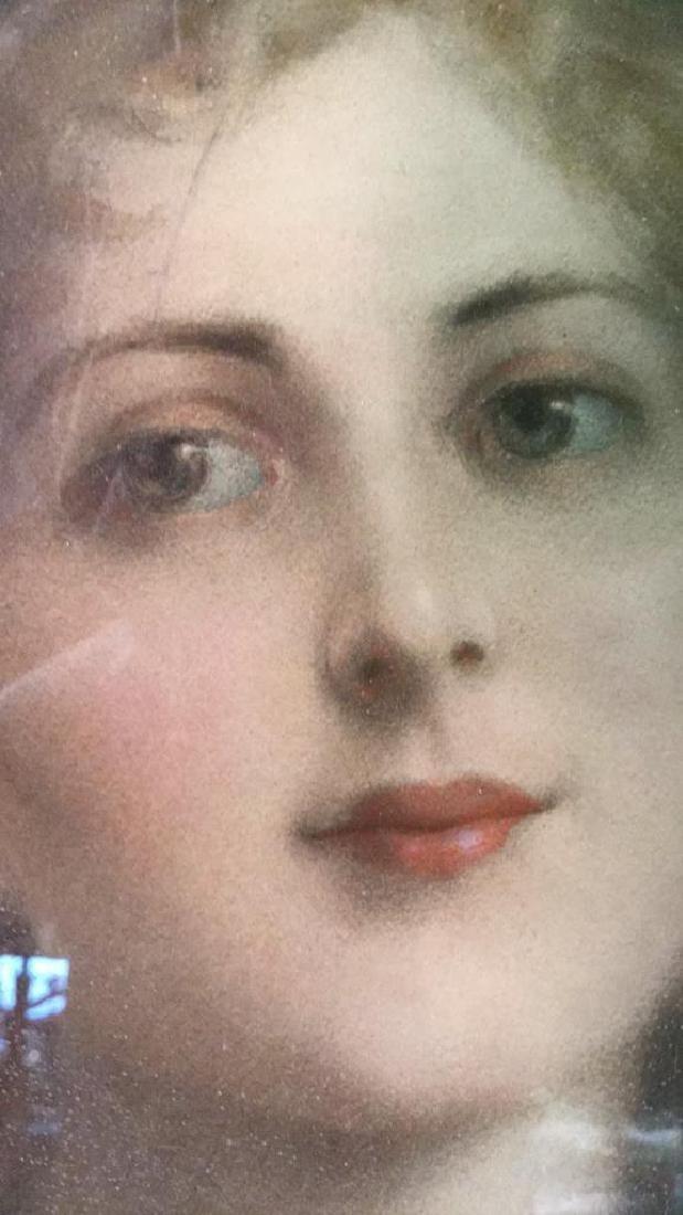 Professionally Framed Portrait Print - 6