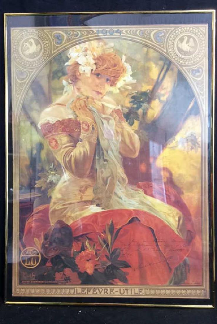 Alphonse Mucha Art Print