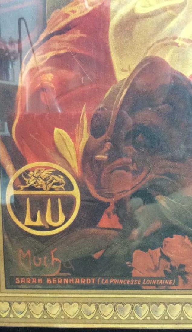 Alphonse Mucha Art Print - 3