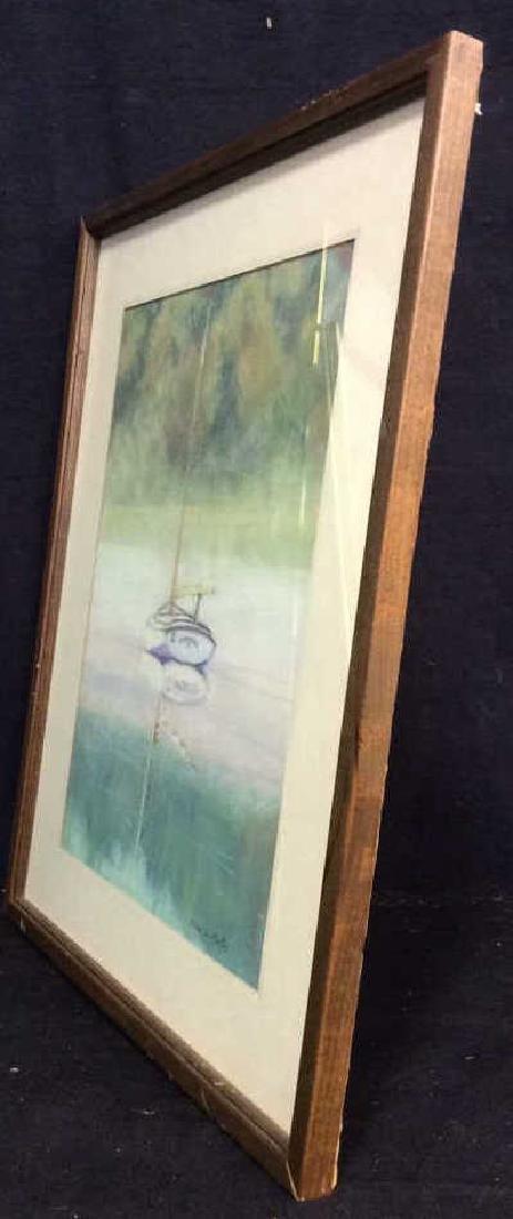 Sail Boat Illustration Elinor L. Martin - 7