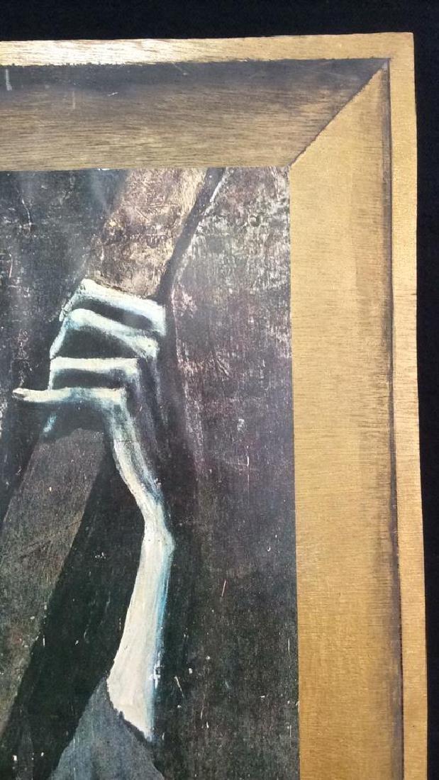 Art Print Old Guitarist Pablo Picasso - 7