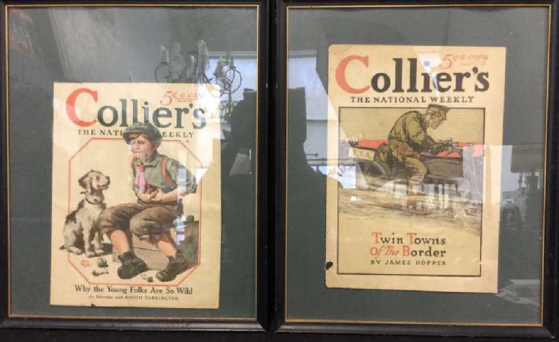 Lot 2 COLLIERS THE NATIONAL WEEKLY