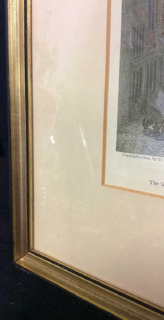 Art Print Wall Street in 1850 - 6