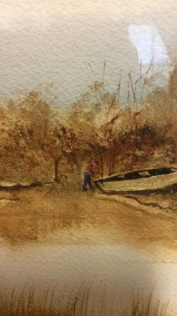 Scenic Artwork L. Olsen - 4
