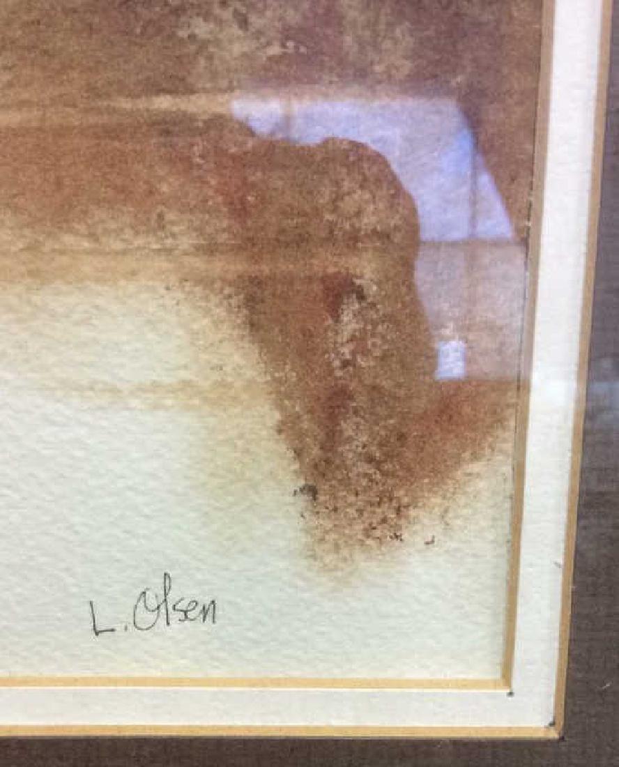 Scenic Artwork L. Olsen - 5