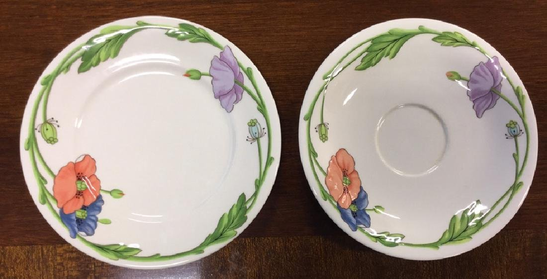 92 Piece VILLEROY & BOCH China Set - 10