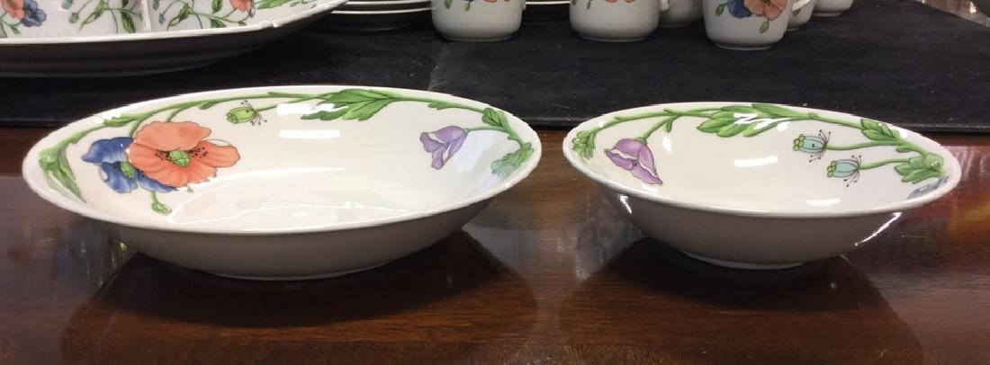 92 Piece VILLEROY & BOCH China Set - 6