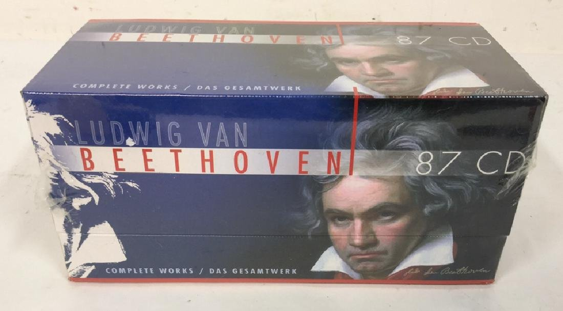 87 CD Complete Works Set of Ludwig Van Beethoven