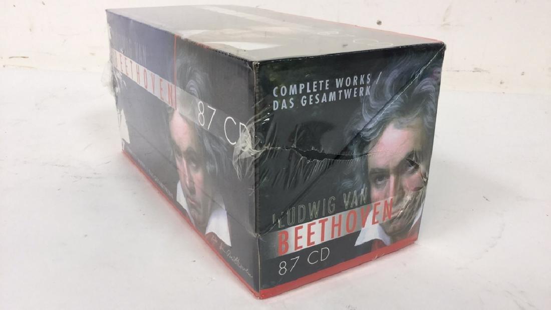 87 CD Complete Works Set of Ludwig Van Beethoven - 2