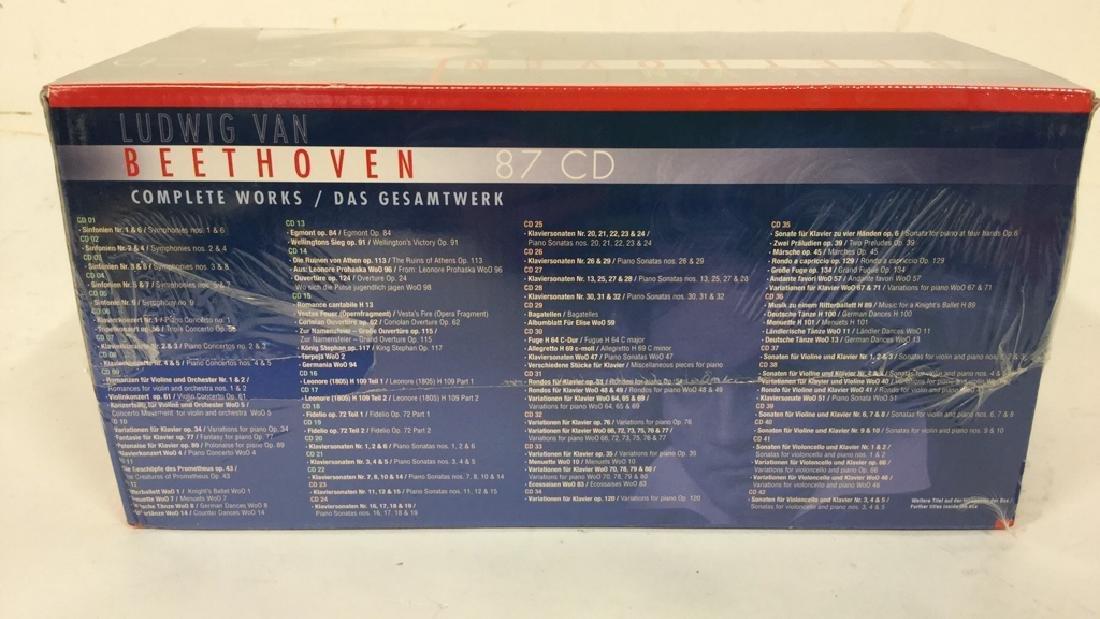 87 CD Complete Works Set of Ludwig Van Beethoven - 3