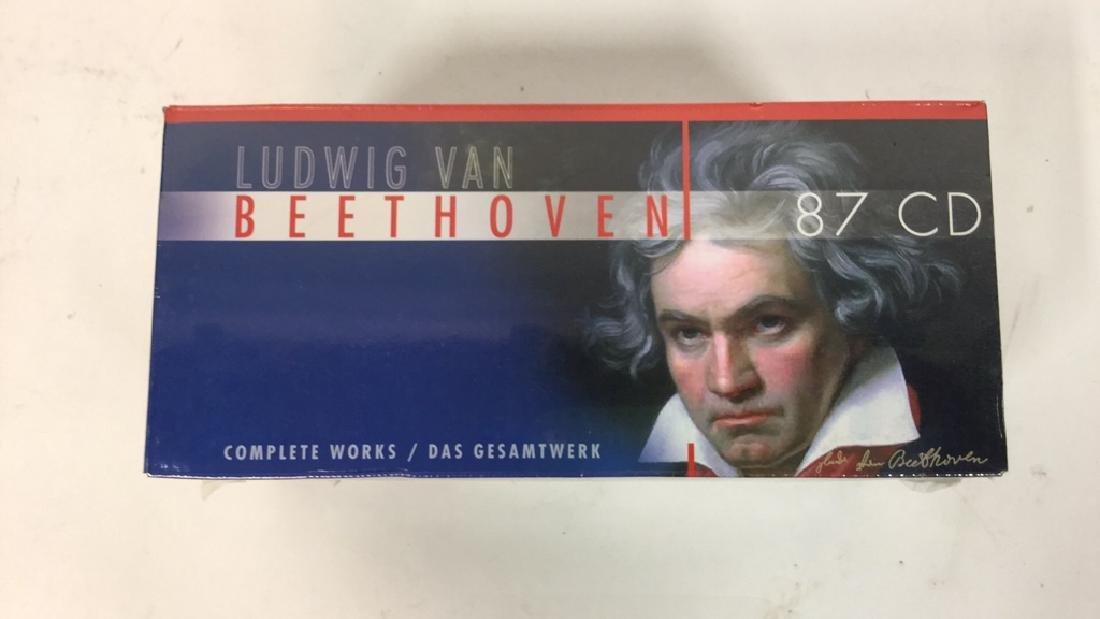 87 CD Complete Works Set of Ludwig Van Beethoven - 4