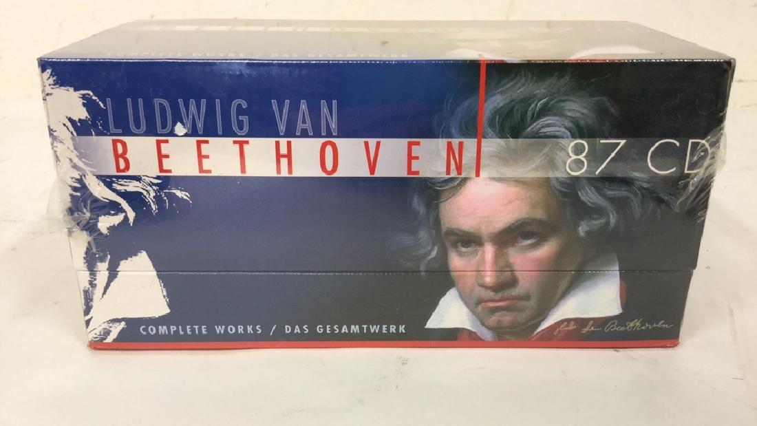 87 CD Complete Works Set of Ludwig Van Beethoven - 5