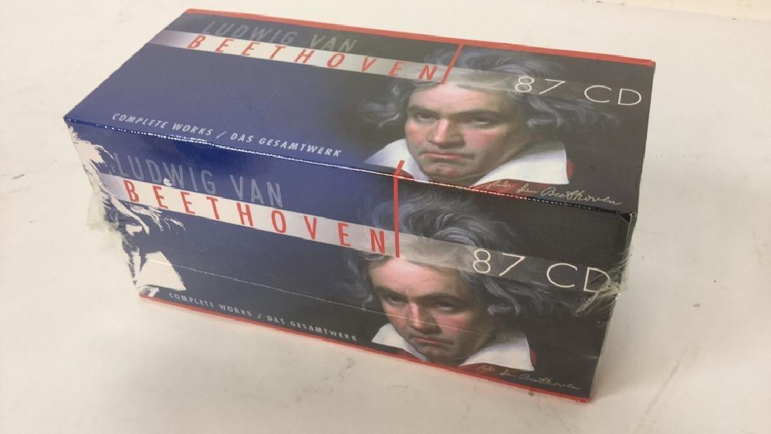 87 CD Complete Works Set of Ludwig Van Beethoven - 6
